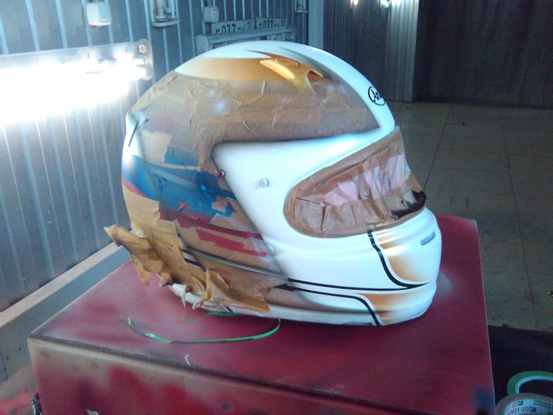 Шлем «Арай»