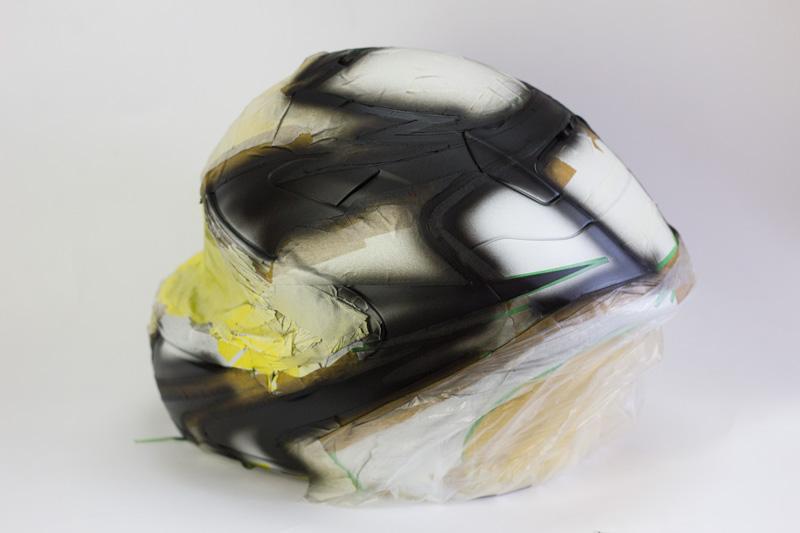 Мотошлем «Шой»