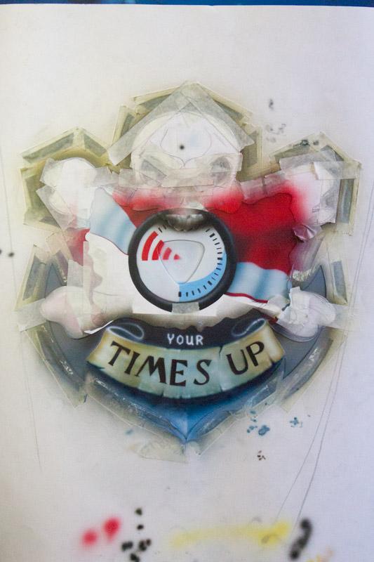 «Ваше время истекло»