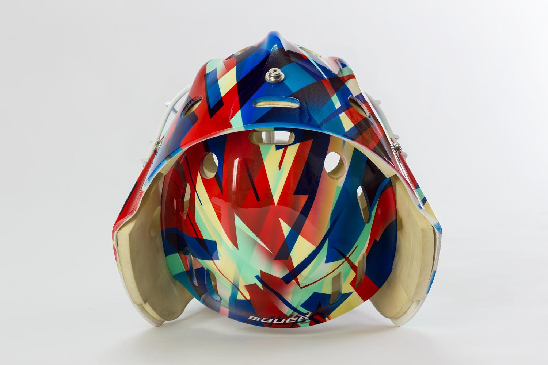 Хоккейный шлем «Бауэр»