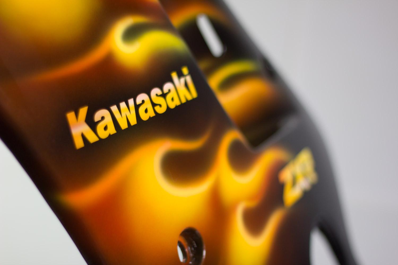Огренный «Кавасаки»