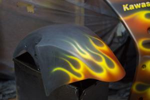 Огненный «Кавасаки»