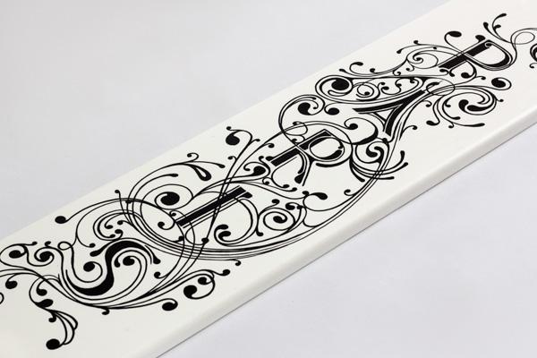 Роспись фасада кухонной мебели