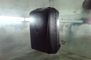 Чемодан для перевозки дайверского снаряжения